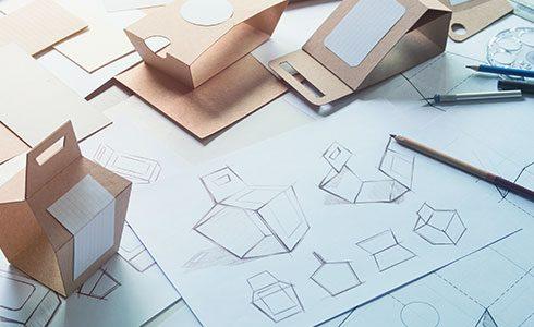 Verpackungsentwicklung