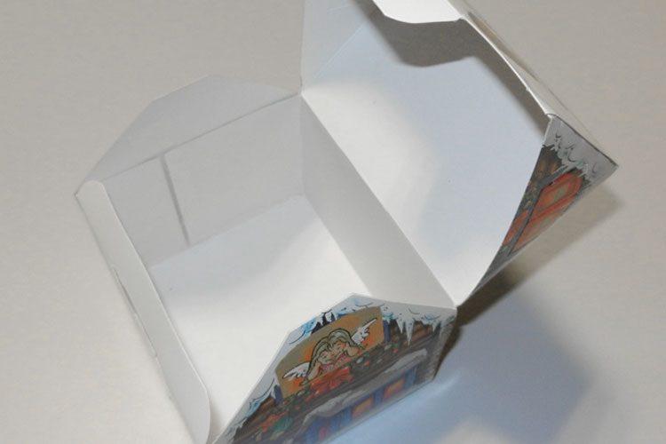 Aufrichten Sonderverpackungen